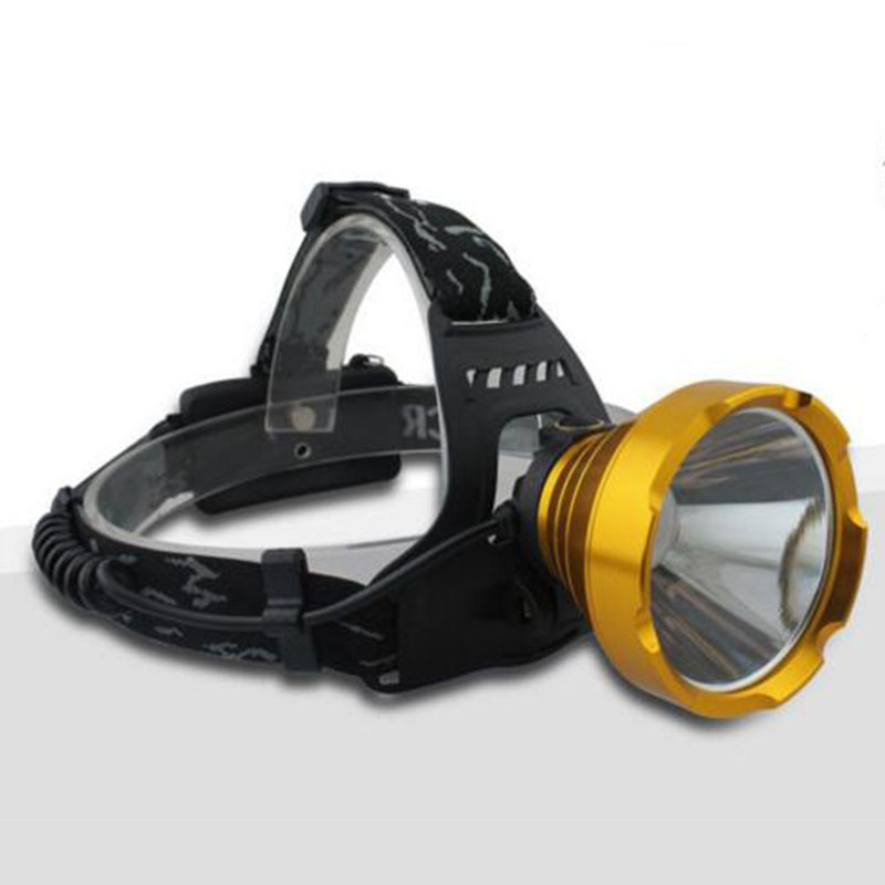 Super Bright 8w 1600 Lumens Led Headlight Head Lamp Led Headlampe Frontale Flashlight Lantern for Outdoor