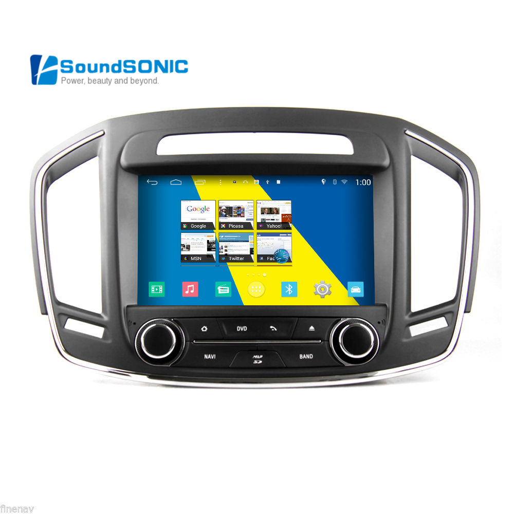 for opel insignia 2014 2015 2016 android 4 4 autoradio gps navigation nav car media dvd player. Black Bedroom Furniture Sets. Home Design Ideas