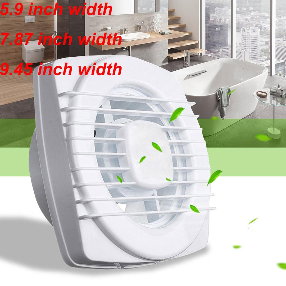 220v 4 6 7inch Silence Ventilating Strong Exhaust Extractor Fan