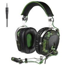 SADES SA926 PS4 Gaming Cuffie Casco 3.5mm Wired Over-Ear Headset Gamer con Microfono  per PC PS3 Xbox One Xbox 360 Telefono Lapto. 83b4cc1471e3