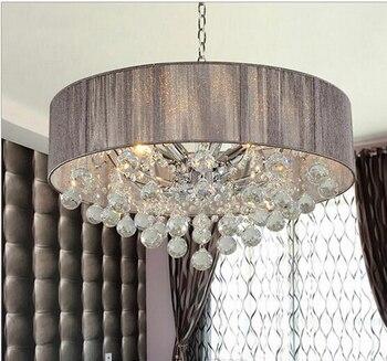 Mode Kristal Plafondlamp 85-265 V 20 W LED Plafondlamp Moderne Living Dineren Hotel Room Crystal Verlichting