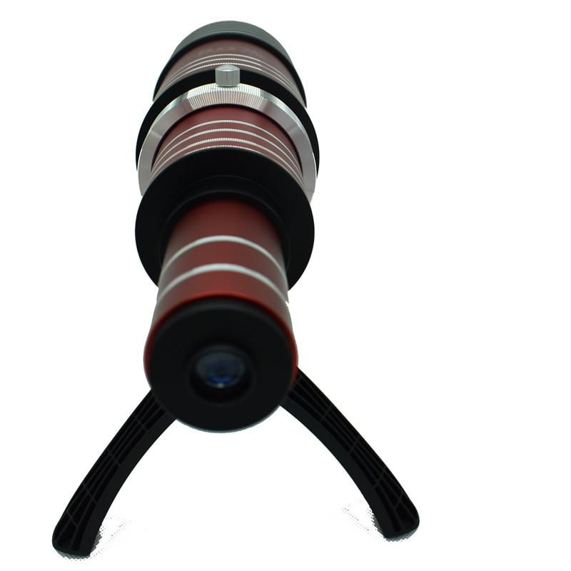 Universal Aluminum Super 80X Optical Zoom Telescope Telephoto Lens Lenses for Google Nexus 4 5 6 6P Pixel Pixel XL G5 E980 D820