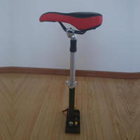 Xiaomi Scooter Foldable Seat Mijia M365 Skateboard Saddle Height Adjustable With Shock Absorbing For Xiaomi Electric