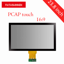 23.8 inch 16:9 projected capacitive touch screen panel for Windows system