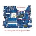 Ba41-01219a ddr3 mainboard hm55 madre del ordenador portátil para samsung np-r540 r540 modelo bremen-c ba92-06381b ba92-06381a