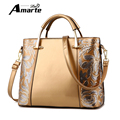 Amrate Brand Women HandBag High Quality PU Shoulder Bags Fashion Ladies Satchels Bags Woman Messenger Bags Sequined Decoration