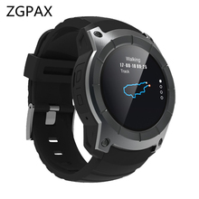 ZGPAX GPS Sports Watch S958 MTK2503 Heart rate monitor Smartwatch 1.3″ multi-sport model smart watch for Android ios Xiaomi 2