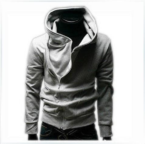 Free Shipping Hot High Collar Coat,Top Brand Men's Jackets,Men's Dust Coat,Men's Hoodeies