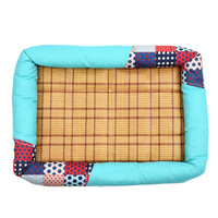 Breathable Pet Dog Puppy Cat Mat Cool Bite And Cold Resistance Pet Kennel Mat S M