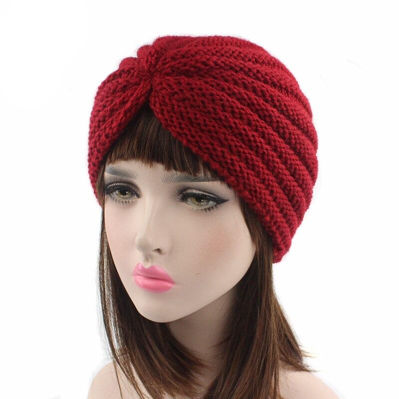 YOMXL Chemo Sleep Turban Headwear Letter Print Windproof Hats Winter Warm Beanie Cap Infinity Scarf for Men Women