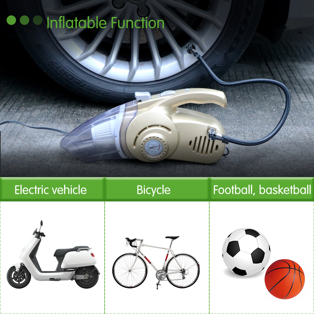 multi-function portable vacuum cleaner