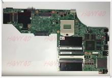 цена 48.4LO13.021 For Lenovo Thinkpad W540 Laptop Motherboard FRU 04X5293 K2100M GPU N15P-Q3-A1 free Shipping 100% test ok онлайн в 2017 году