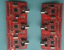TVP5150 Module FPGA SDRAM PAL Vidéo Décodage Analogique AV Entrée Caméra VGA Affichage