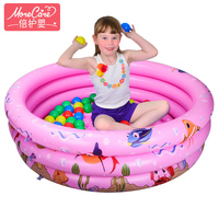 Baby swimming pool inflatable child baby swimpools play pool sea bottom animal game combination