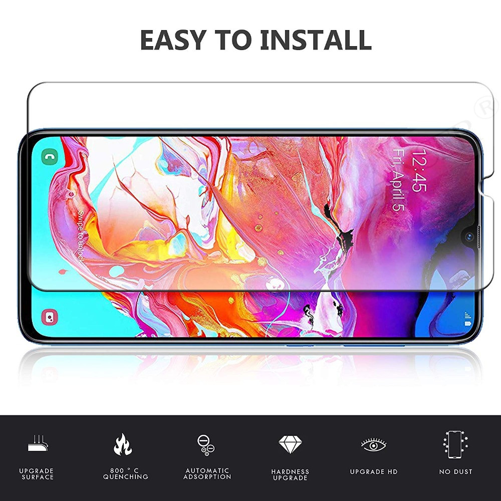 Image 3 - TRILANSER tempered glass for Umidigi A5 Pro screen protector Umidigi A5 Protective glass film Umidigi  A5 Phone glass 2pcs 2.5D-in Phone Screen Protectors from Cellphones & Telecommunications