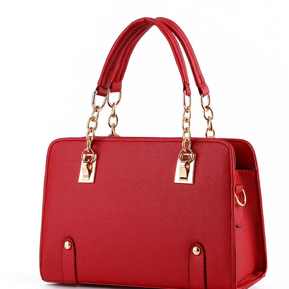 65b3fff275 Online Shop 2015 New fashion women handbag high level PU shoulder bags  chain Crossbody bag best gift for girls