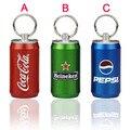 Botellas de coca cola Pen Drive pendrive 8 gb 16 gb de metal botella de Pepsi 32 gb 64 gb usb stick de memoria flash drive usb 2.0 del disco de U regalo