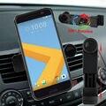 Car Air Vent  Phone Holder for HTC U Ultra U Play 10 EVO S9 X9 A9s A9 M9+ Plus Desire 10 Pro 830 825 820 630 626 616 530 M8 M9