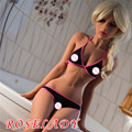 2016 NEW Top quality 140cm A-Cup lifelike sex doll, japanese silicone love doll, artificial girl for sex, real feel sex toys