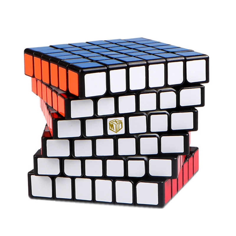 QIYI SHADOW M 6x6 Magnetic CUBE Professional competition Magnetic 6x6 educational toys
