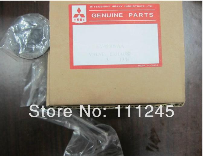 GENUINE EXHAUST VALVE  FOR MITSUBISHI GM40113HP ENGINE  FREE POSTAGE CHEAP  TILLER WATER PUMP OUTLET VALVE  OEM  # KV45007AA 1 2 built side inlet floating ball valve automatic water level control valve for water tank f water tank water tower