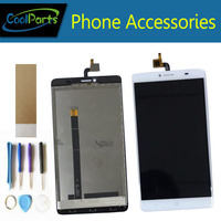 1PC Lot High Quality 6 0Inch For Doogee Y6 Max LCD Display Screen And Touch Screen
