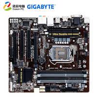 Gigabyte GA-B85M-D3H placa-mãe de mesa lga1150 i3 i5 i7 ddr3 usb3.0 micro-atx