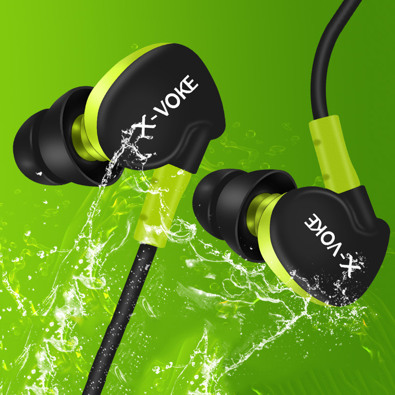 Auriculares Auriculares deporte Auricular Impermeable Running Sweatproof Estéreo