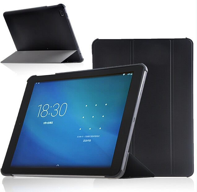Talk9x Stand Leather Cover Case For Cube U65GT Talk9x Flip Magnet Tablet Cover Case  + screen protectors+touch pen magnet leather cover stand case for asus zenpad s 8 0 z580 z580c z580ca tablet screen protectors stylus
