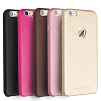 For Apple iPhone 6 6S 4.7'' Top Quality Luxury Colorful Sheepskin Genuine Leather Magnet Flip Stand Cover Case Moblie Phone Bag