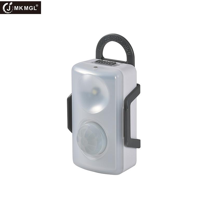 Portable Wall Lights: JMKMGL Magnetic Suction Sensor Wall Light Portable