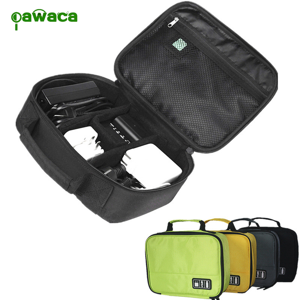 Digital Gadget Case Storage Bags Electronics Accessories Bags Portable Organiser Boxes Devices USB Cable Earphone Travel Insert
