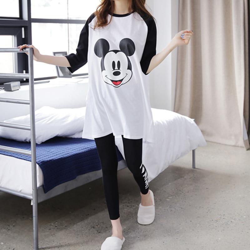 Pijama Для женщин PJS белый лотос с длинным рукавом Цветочные пижамы комплект 19momme Indoor одежда для сна зимняя пара Уход за кожей