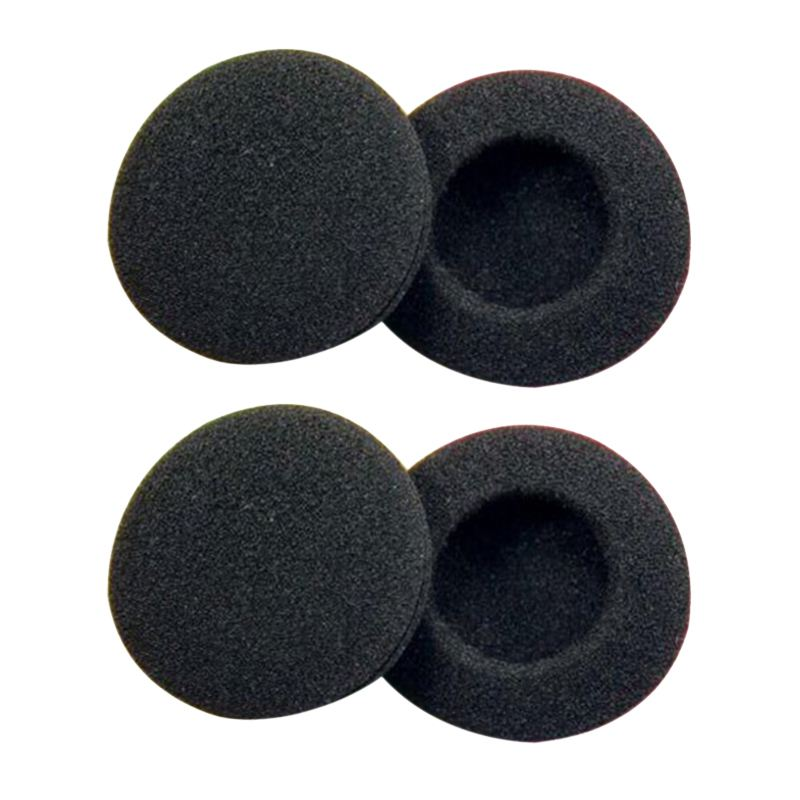 4 Pcs Earphones, Earpads Replacement For Headphones, Replacement Foam Earpads For  Portapro /  PX40 / Pnasonic /