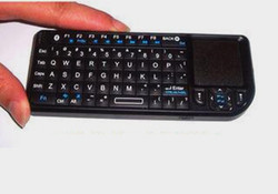 Darmowa dostawa!!! Klawiatura Mini Bluetooth/z touchpadem/z podświetleniem/bezprzewodową klawiaturą Bluetooth telefonu komórkowego