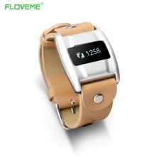 Floveme a22บลูทูธ4.0 smart watchสำหรับa ndroid ios h eart rate monitor pedometerนาฬิกาปลุกอิเล็กทรอนิกส์สมาร์ทโทรศัพท์นาฬิกาข้อมือ