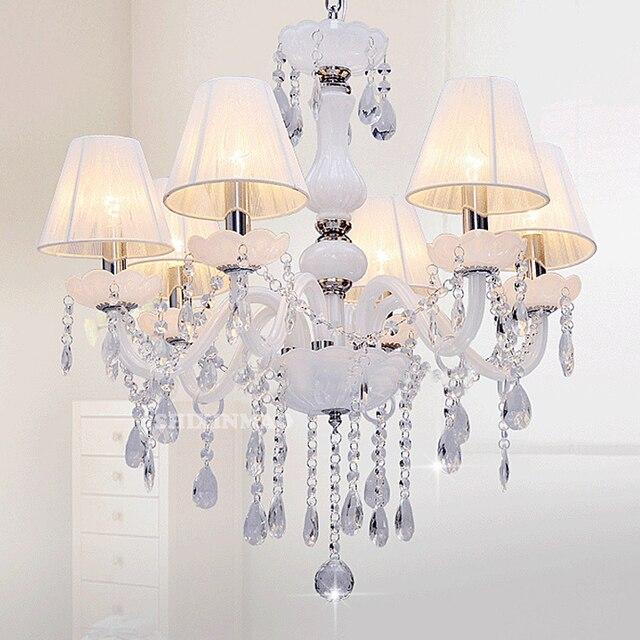 shixinmao moderne kristall kronleuchter k9 kristall lster de cristal kronleuchter fr wohnzimmer oder schlafzimmer beleuchtung - Kronleuchter Fur Wohnzimmer