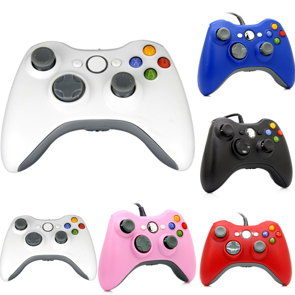 2016 Brand New & High Quality For Micro Soft Xbox 360 USB Wired Game ...
