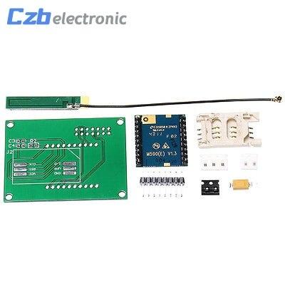 M590 GPRS GSM SMS Module M590 SIM Module TCP / UDP Module DIY Kit For Arduino