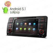 XTRONS 7 Android 5 1 Car DVD Player 1024 600 GPS Navigation Stereo Full RCA Output