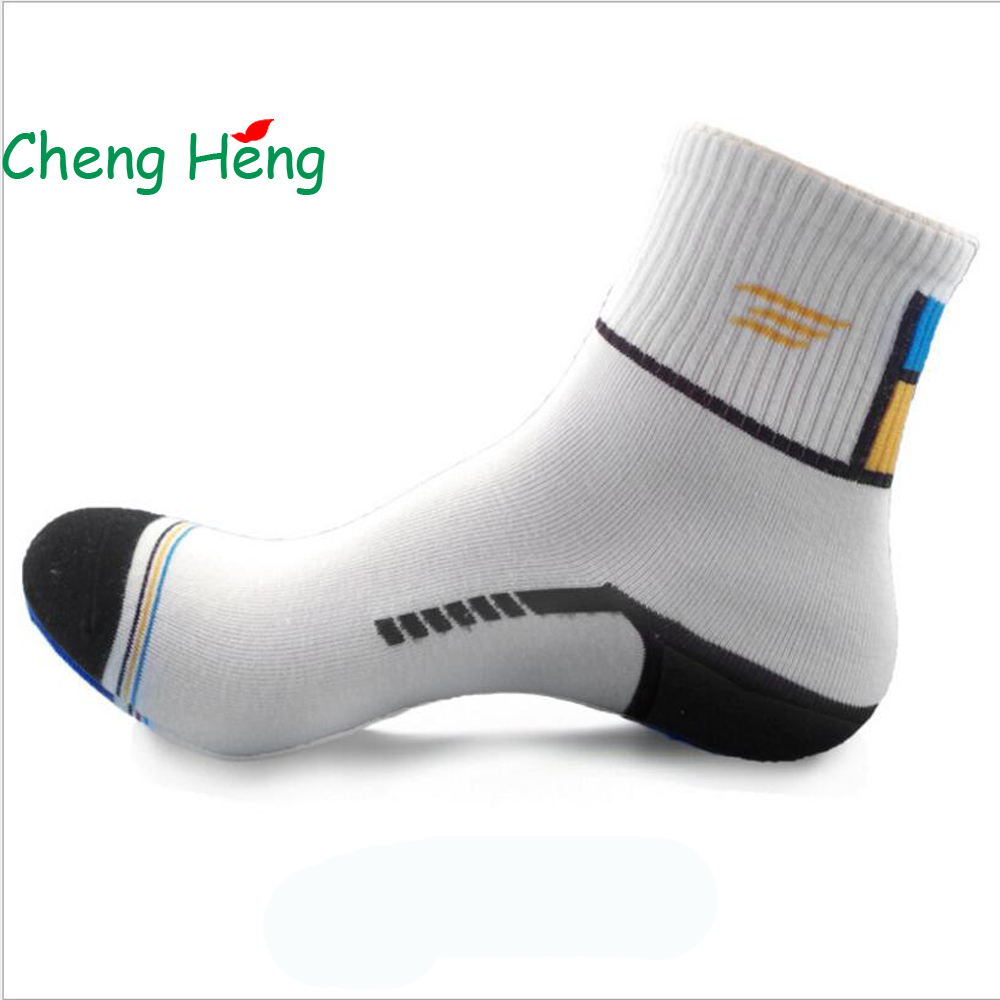 CHEN GHENG 10 Pairs/Bag The New Hot Autumn And Winter Cotton Socks Fashion Style Mens Socks Unique Mosaic Color Socks 5 Colors