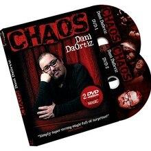 Хаос(2 DVD) Дани да Ортис фокусы