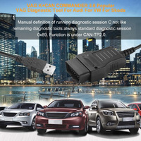 Car VAG K CAN COMMANDER 3 6 Popular VAG Scanner Cable Portable Automobiles Diagnostic Tool COM