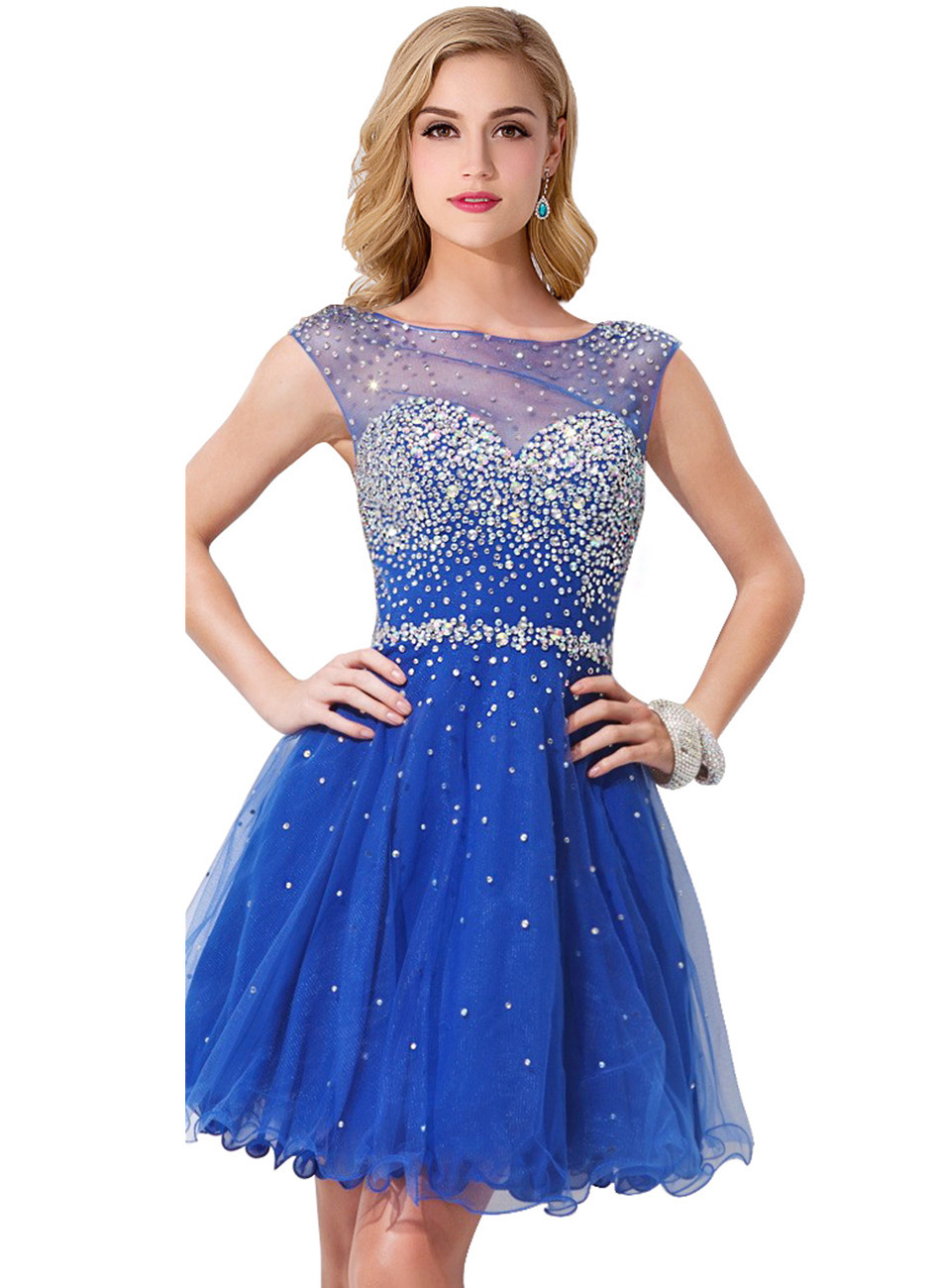 Wedding Homecoming Dresses Cheap online get cheap homecoming dresses yellow aliexpress com under 60 knee sexy beaded crystal mint green short prom 2017 red dress evening for teens