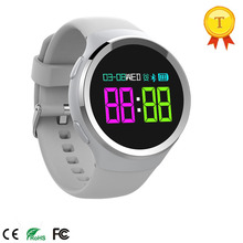 Hot Sale Bluetooth Smart Watch 0.95inch OLED Touch Screen Wearable Devices Heart Rate Sleep Monitor detection Standby 180 Days