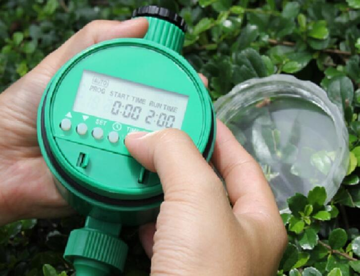 50PCS LCD Display Automatic Electronic Water Timer Garden Irrigation Controller Solenoid Valve Digital Intelligence Watering50PCS LCD Display Automatic Electronic Water Timer Garden Irrigation Controller Solenoid Valve Digital Intelligence Watering