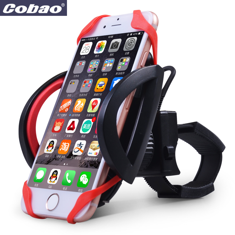 Universal Bike Phone Mount Mobile Phone Holder Bicycle Mount for Phone Handlebar