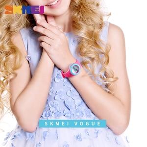 Image 4 - SKMEI Kids Watch LED Sport Style Children Watches Boy Girl Fashion Digital Watch 5Bar Waterproof Watch montre enfant 1455