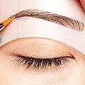 4 unids Magia Ceja Stencil Styles Maquillaje de Una Plantilla Para La Ceja Plantilla de Dibujo Maquillaje Herramienta Forma Para Las Cejas plantilla