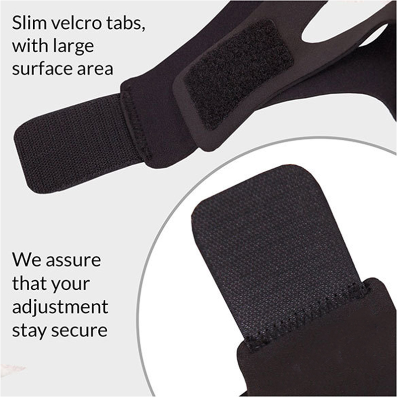 Anti Snoring Belt Triangular Chin Strap Mouth Guard Gifts For Women Men Better Breath Health Snore Stopper Bandage Dropshipping in Sleep Snoring from Beauty Health